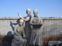 供应砂岩玻璃钢雕塑各种泥雕厂家直销