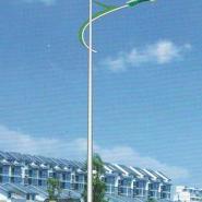 南海LED路灯杆图片
