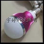 3W大功率LED球泡灯配件图片