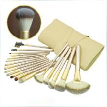 供应专业18支化妆刷套装高档彩妆套刷