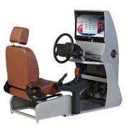 汽车驾驶模拟训练器图片