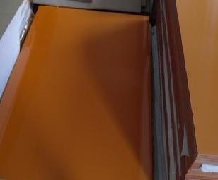 台湾巨象橙红电木板 品牌代理图片