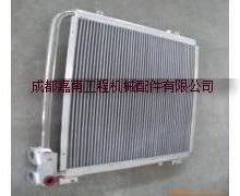 供应大宇225LC挖掘机液压油散热器 斗山150-7挖掘机水箱散热器批发