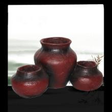 供应三陶罐家居摆饰礼品树脂工艺礼品
