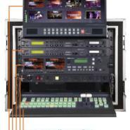 MS-2800多机位移动演播室图片