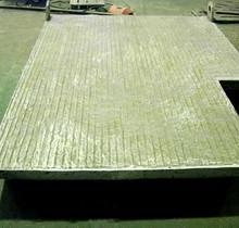 供应导风锥内衬堆焊钢板