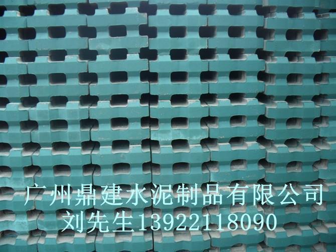 人行道砖 人行道砖供应商 供应广州人行道砖尺寸人行道彩砖规高清图片