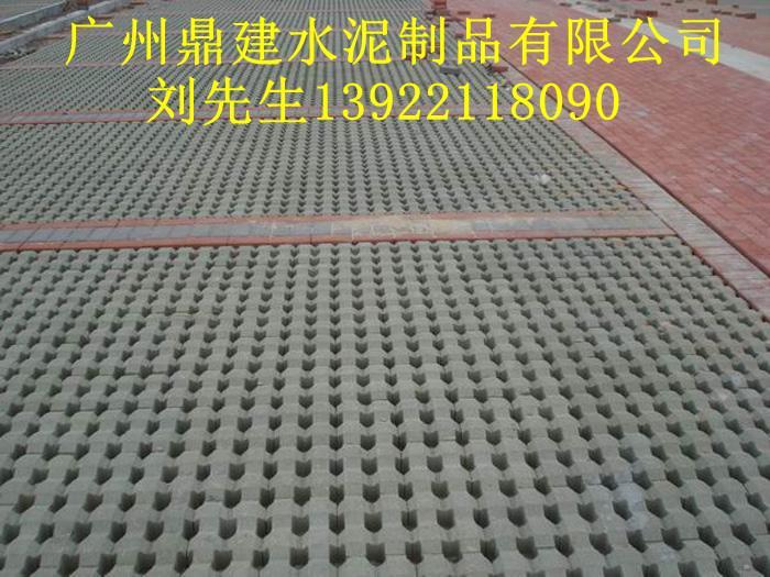 广州人行道彩砖生产批发图片 广州人行道彩砖生产 高清图片