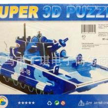 供应坦克模型纸拼图 新疆热卖