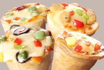 供应甜筒披萨技术甜筒披萨加盟