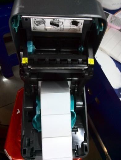 5成新e邮宝标签机/无需碳带方便省心供应tsc2404条码机标签机203