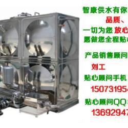 供應奇台箱泵一體化加壓泵站