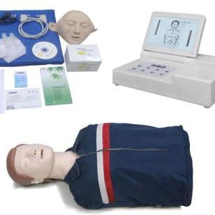 超新一代高级全自动半身心肺复苏模图片