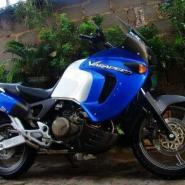 拉萨本田沙漠狼人1000摩托车图片