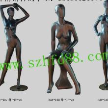 供应服装陈列道具展示模特道具厂家