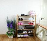 供应竹木鞋架