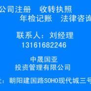 北京1亿基金管理公司转让图片