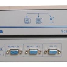 仝丽 CA-102 一进二出 VGA分配器/分频器 VGA一分二