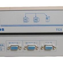 仝丽 CA-102 一进二出 VGA分配器 VGA一分二 1进2出