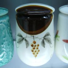 茶叶罐材质 陶瓷茶叶罐生产厂家 陶瓷圆形茶叶罐