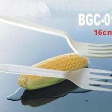 供应一次性玉米淀粉餐叉/叉子/水果叉