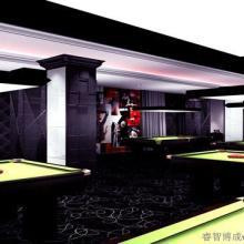 供应台球厅装修设计的设施设备要求