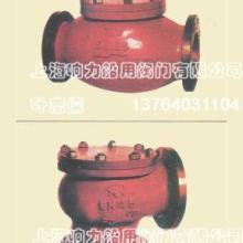 供应船用铸铁0.5MPa直通直角升降式止回阀|型号CBM1089批发
