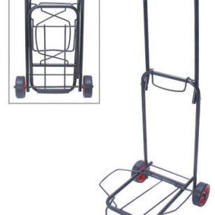 快速折叠行李车铝合金能力王多用车图片