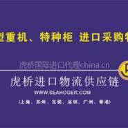 木材进口上海专业清关代理公司图片