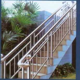 东莞不锈钢楼梯扶手图片