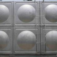 全福不锈钢方型水箱图片