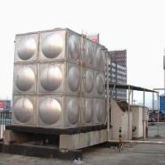 全福水塔公司热水工程图片