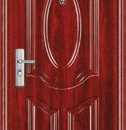 单包边钢质门图片