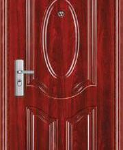 供应单包边钢质门