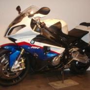 运城2010宝马S1000RR赛车版摩托车图片