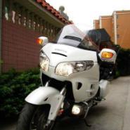 丽江本田金翼1800摩托车图片