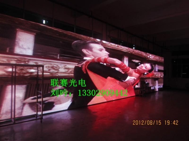 银川P6户外高清全彩LED广告屏价格销售