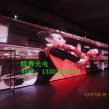 供应银川P6户外高清全彩LED广告屏价格图片