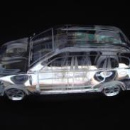 北京上海广州水晶车模图片