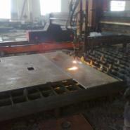 锰板切割Q345B图片