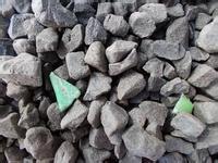 PVC花色黑色杂色废塑料破碎料再生