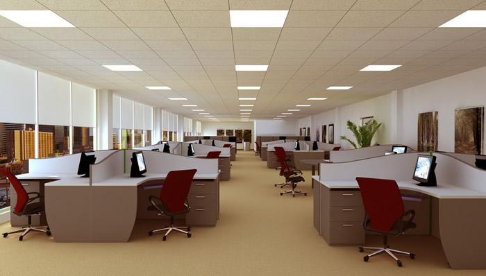 供应LED商务办公照明