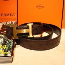 爱马仕Hermes南非原版鸵鸟皮通用型皮带H扣头腰带H312批发