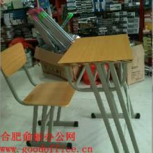厂家直销(课桌椅 学生课桌椅 时尚流行写字桌椅 钢式学生课桌椅)