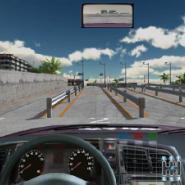 汽车模拟驾驶图片