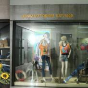 天津韩版牛仔裤代理图片