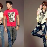 贵阳韩版牛仔裤加盟1图片