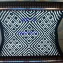 供应麻绳编织红木马扎工艺品礼品