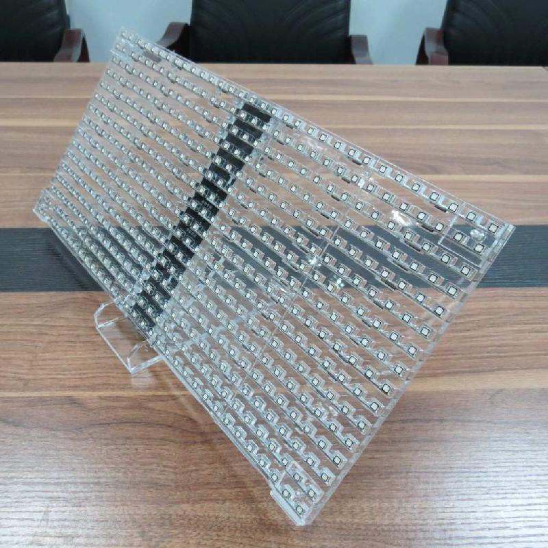 供应高亮度led大型玻璃幕墙
