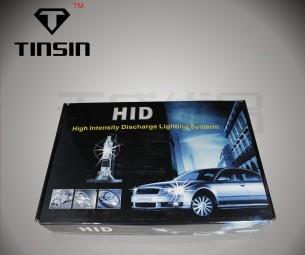 直流HID氙气伸缩灯安定器套装图片